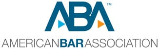 Logo for the American bar Association