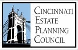Logo for the Cincinnati Estate Planning Council